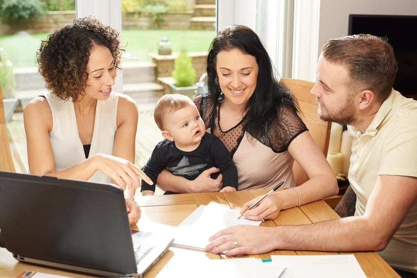 Discussion on insurance claims paperwork