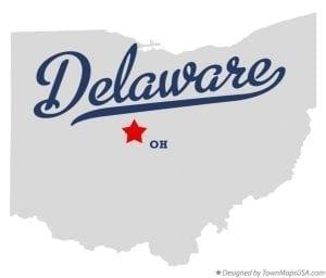 Delaware, Ohio service Area